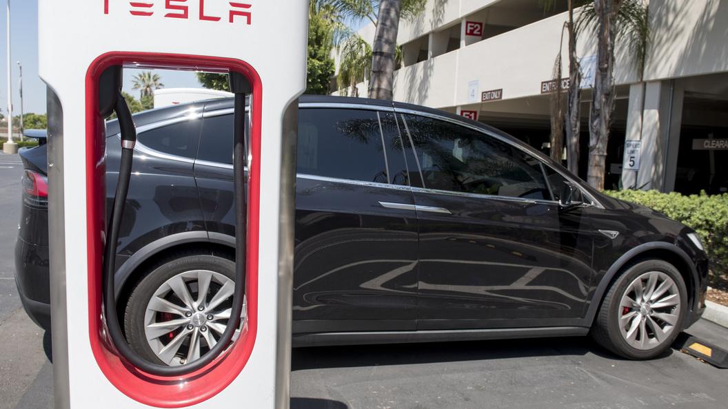 Продажи Tesla в Российской Федерации увеличились на25%