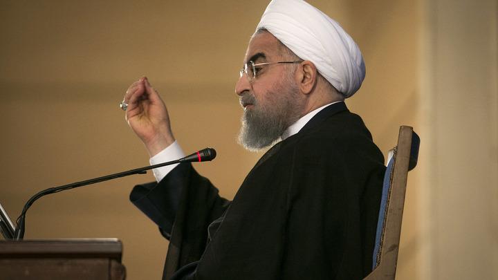 Роухани осадил пылающего ненавистью к Ирану Трампа