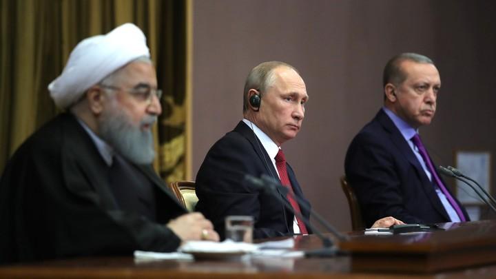 Дамаск поддержал намерения РФ в налаживании политического диалога в Сирии