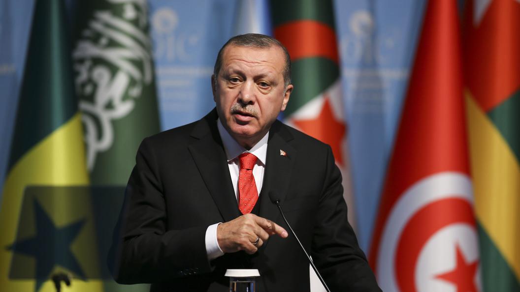 Эрдоган через ООН потребует изменить американское решение по Иерусалиму