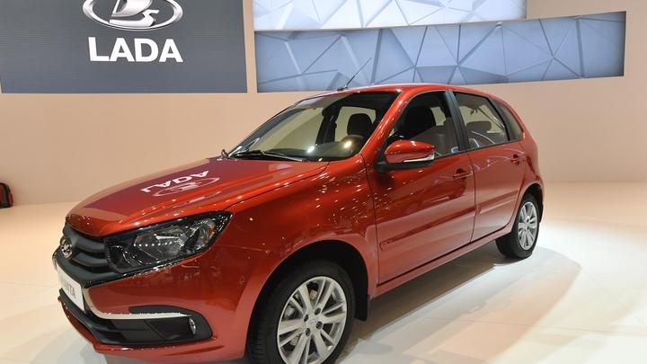 Экологические нормы отпугнули Lada от рынка Европы