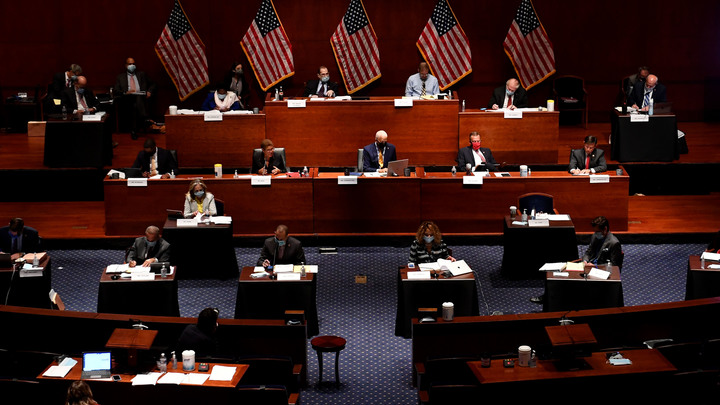 Конгресс США ужесточил санкции против Северного потока - 2: В США одобрили новый проект бюджета