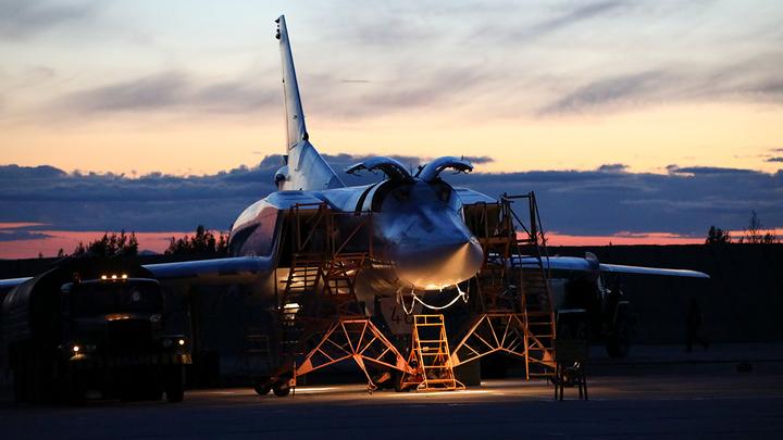 Испугались русских? Самолёты Британии подняли по тревоге из-за Ту-142