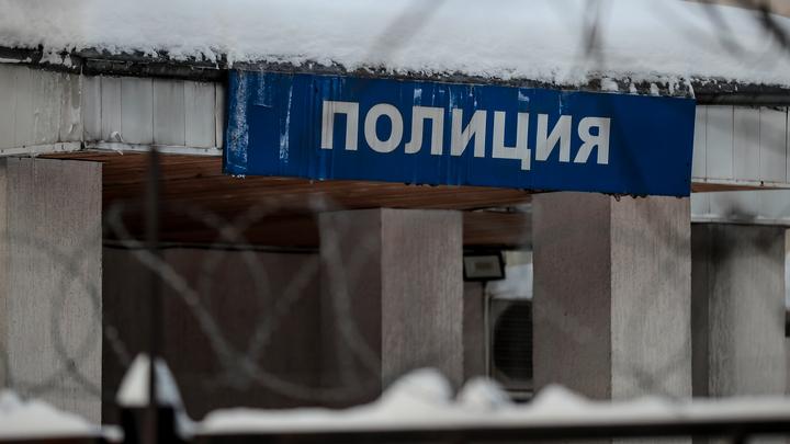 В полиции Ростова пытался покончить с собой мужчина, устроивший дебош возле генконсульства Украины