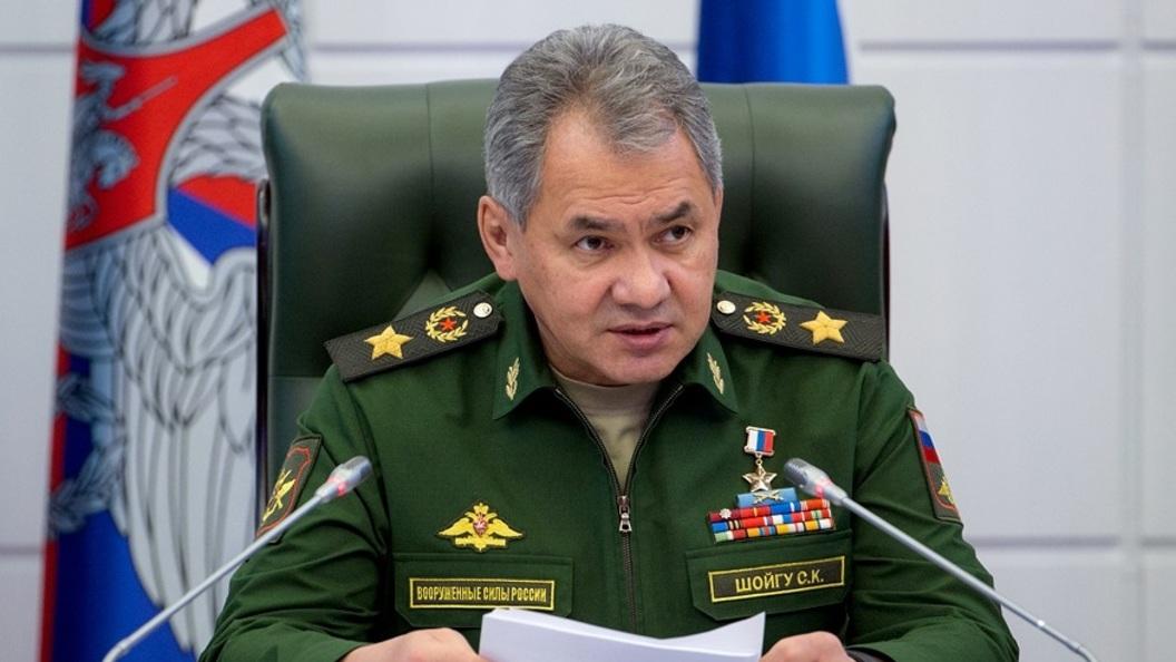 Сергей Шойгу заявил о готовности Россиик любым вызовам в ходе учений НАТО в Черном море