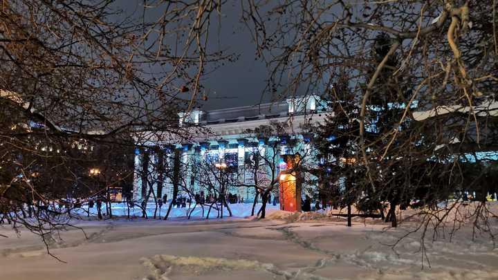 В конце календарной зимы в Новосибирск придёт снежная и тёплая погода