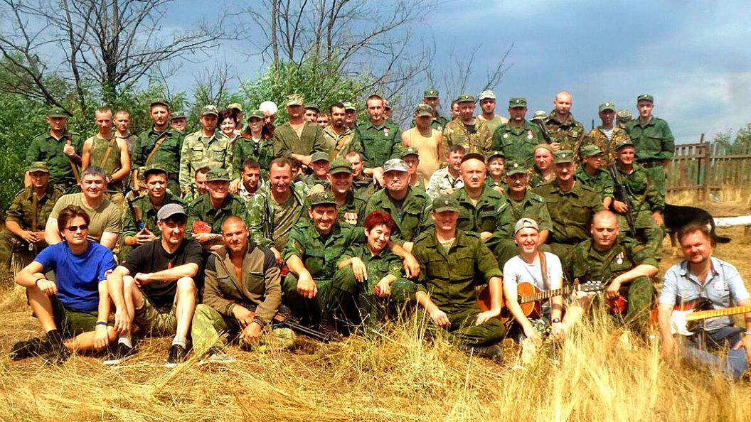 Комбат армии ДНР: Если бы тут была война между Россией и Украиной, то Украины уже не было бы