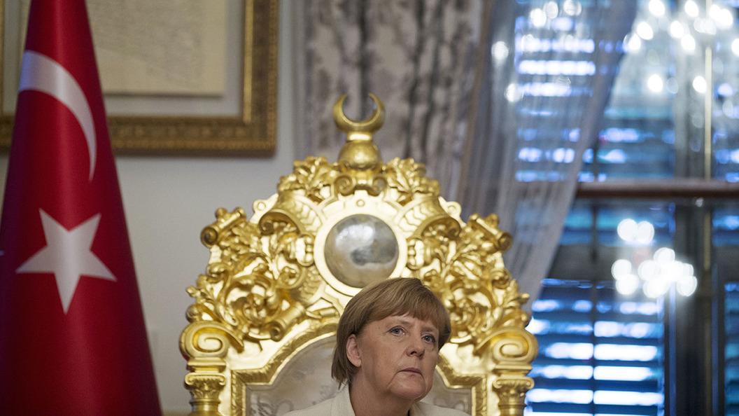 Германия хочет ссоры с Эрдоганом