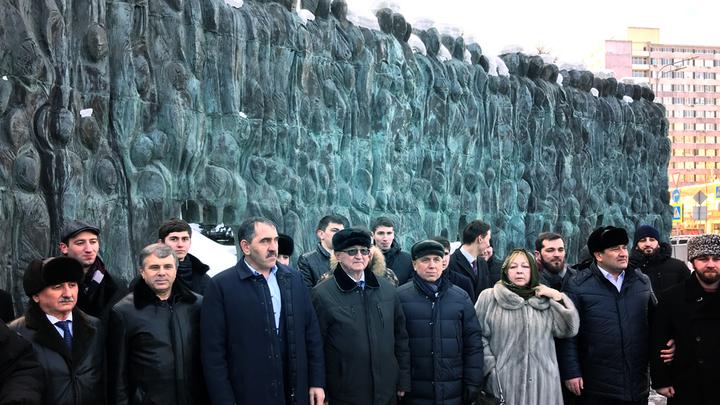 Юнус-Бек Евкуров: У ингушей нет чувства обиды за сталинские репрессии