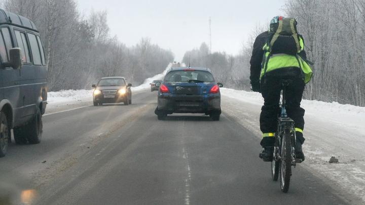 Метель и гололедица 1 декабря: Власти Москвы призывают водителей не садиться за руль