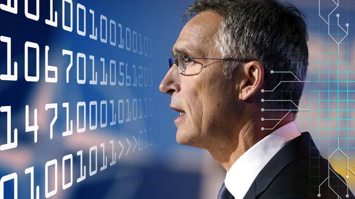 Столтенберг угрожает русским хакерам всей мощью НАТО