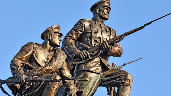 Почему Россия не проиграла Первую мировую войну