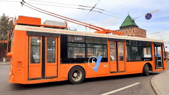 В нижегородском электротранспорте валидаторы начнут устанавливать осенью