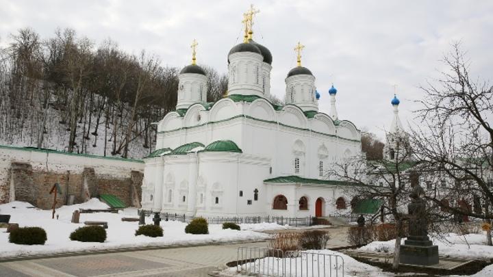 Нижегородский Благовещенский монастырь отмечает 800 лет своего основания
