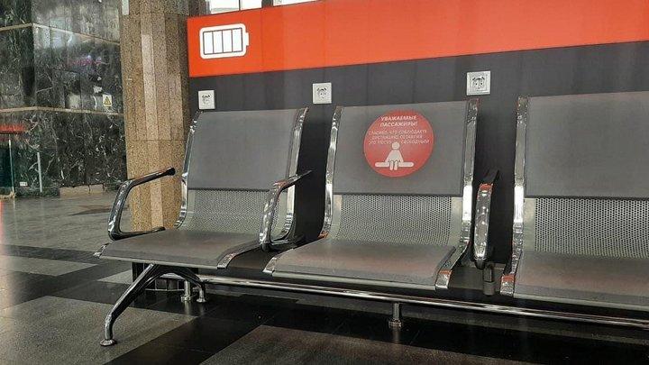 На вокзале Челябинска завершили ремонт залов ожидания: что появилось нового