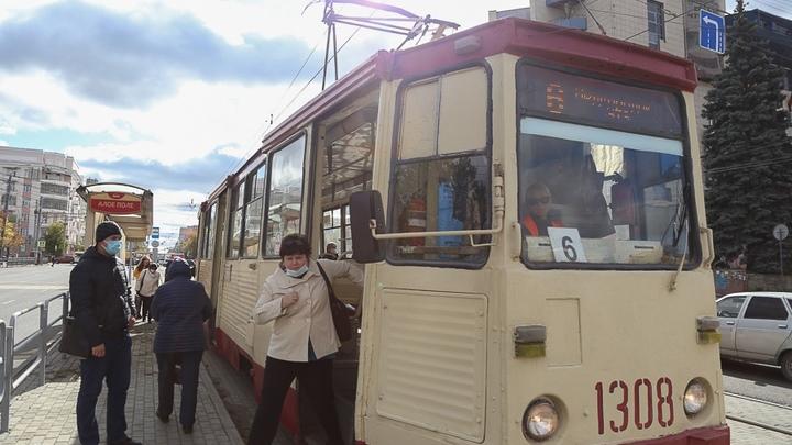 В Челябинске до конца апреля ограничат движение на улице Российской и проспекте Победы