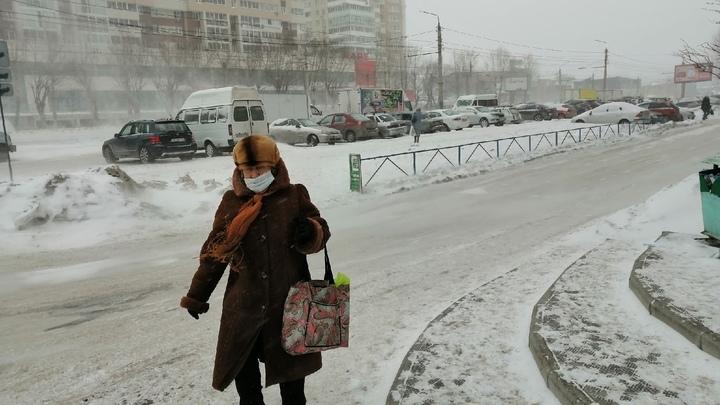 В Челябинскую область возвращается снег