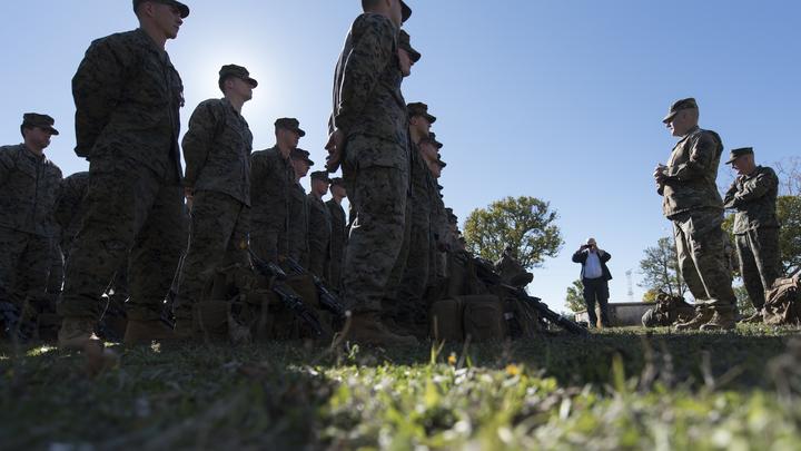 США формируют ударный кулак из 300 тысяч военных в Европе
