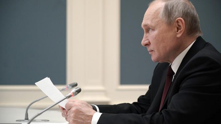 Путин не сдержал эмоций, говоря о Крыме: Каждая пядь полита кровью!