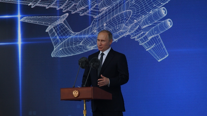 Личный пилот Путина рассказал об особой безопасности на борту и поведении президента