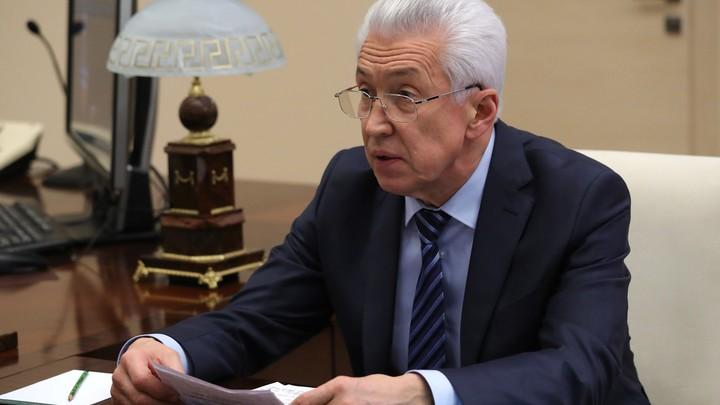 Правительство Дагестана в полном составе отправлено в отставку