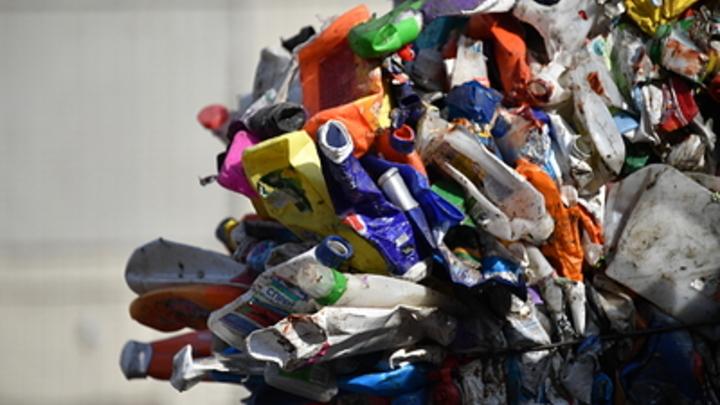 Полная переработка мусора