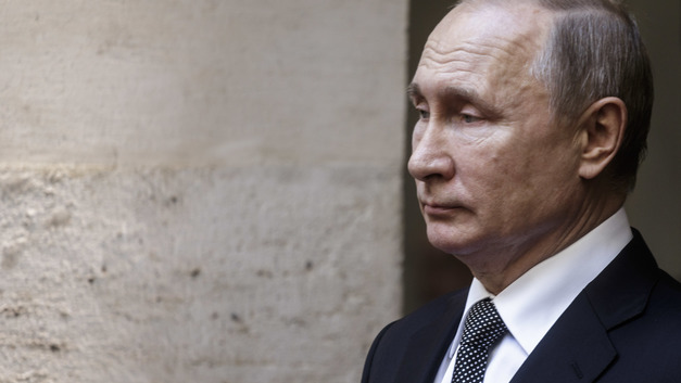 Скверна недели: Русский мат для Путина в Грузии и американский Кремль-хищник