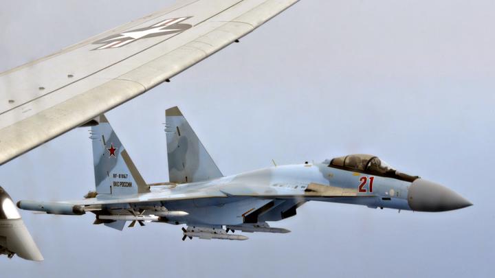 Французский Рафаэль уступил Су-35 в красоте