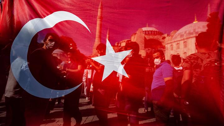 Начало религиозной войны? Что Эрдоган пообещал Путину
