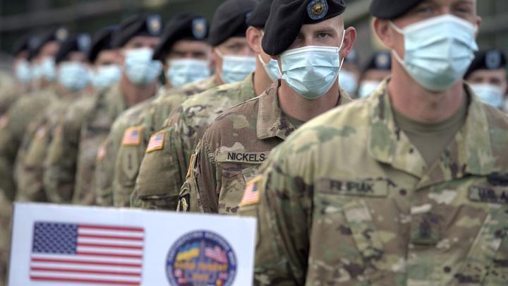Почти 6000 военных НАТО принимают участие в учениях на Украине