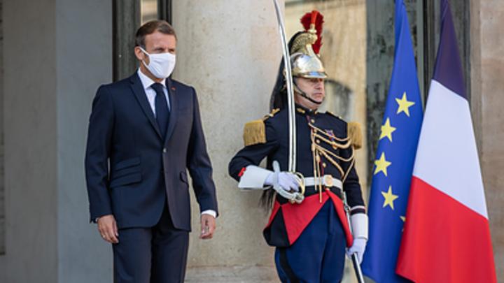 Францию уличили во вмешательстве в дела Ливана - СМИ