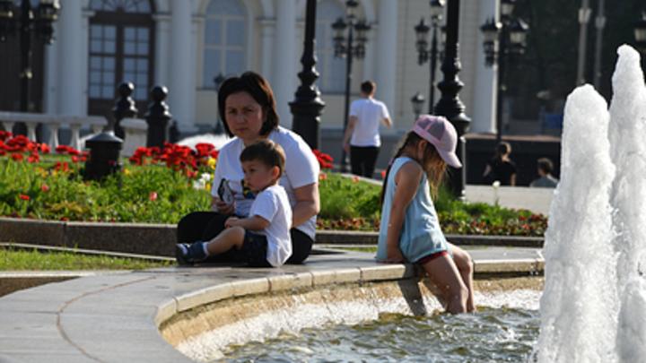 В Новосибирск на один день придёт летнее тепло до +23 градусов
