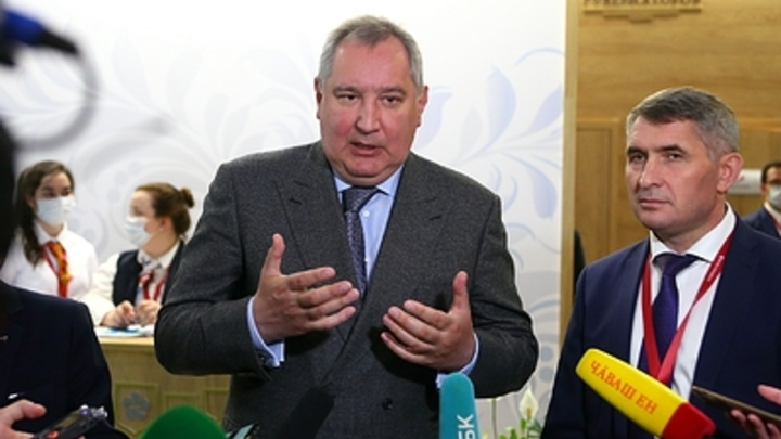 Рогозин назвал главе NASA единственный путь сотрудничества с Россией