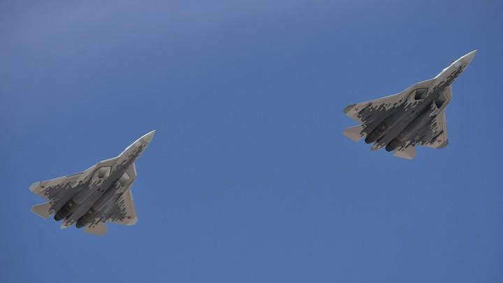Хорошая мина при плохой игре: В США настаивают, что не боятся российских Су-57 в Сирии