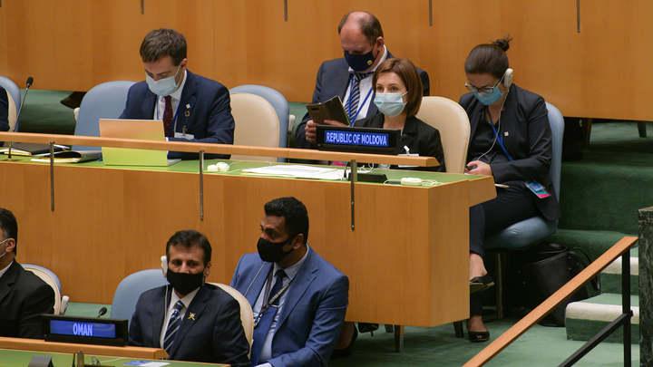 Байден в ООН вспомнил про Молдову, а Соловьев его раскритиковал