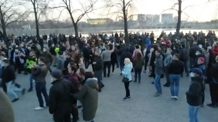 Штаб Навального в Челябинске уходит в подполье