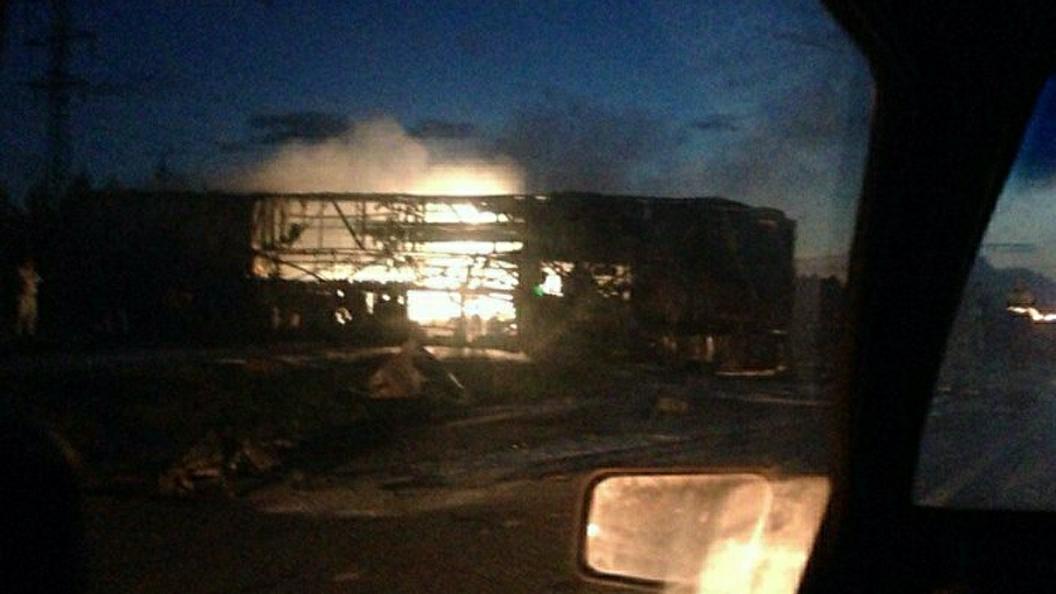 Водителю автобуса, попавшего в огненное ДТП в Татарстане, продлили срок задержания