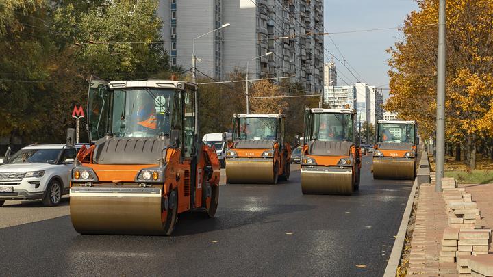 Ремонтные работы на востоке Петербурга создали транспортный коллапс