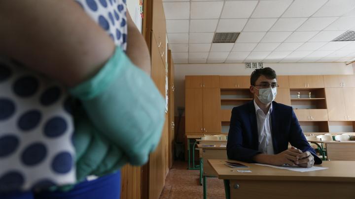 Из-за школьного запрета по коронавирусу произошёл скандал: Пришлось оправдываться