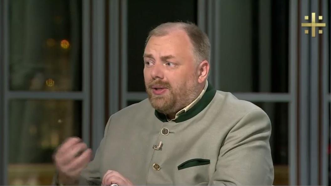 Холмогоров: Лукоморье Пушкина - этолиния разграничения современных ДНР и Украины