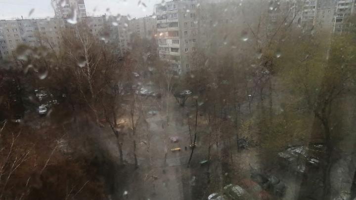Дожди и сильный ветер прогнозируют в Челябинской области