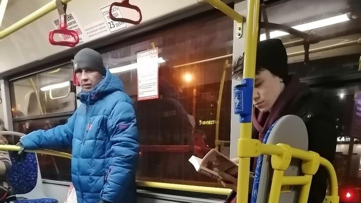 В Челябинске городские автобусы меняют расписание движения