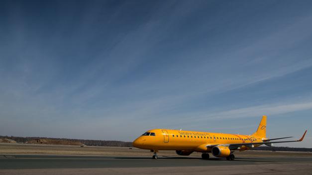 Более 400 клиентов «Саратовских авиалиний» улетели рейсами других компаний