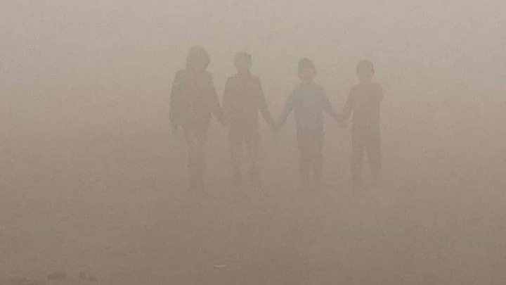 Дым от пожаров в Якутии добрался до Аляски. CNN не смолчал: Пожары настолько большие