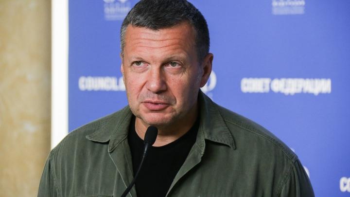 Соловьёв заявил про ад Донбасса, заговорив о личной вине