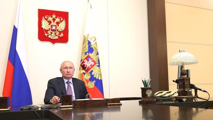 Решили добавить сразу сотенку?: Путин поддел Дюкова после оговорки