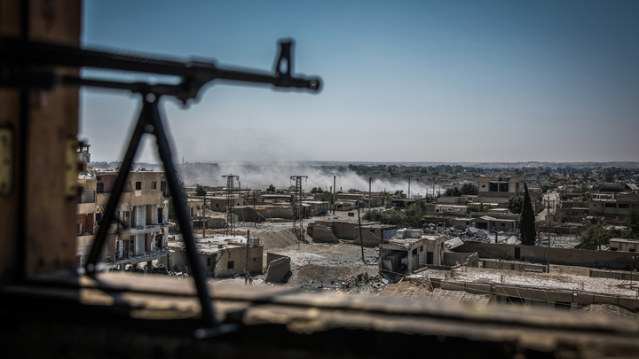 Русский язык поднимают на борьбу с терроризмом в Сирии