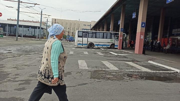 После перераспределения рейсов челябинцы будут уезжать из города с автовокзала Центральный