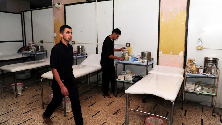 Би-би-си сделал признание: Ролик о химатаке в госпитале Думы - ложь. Россию за правду высмеивали почти год