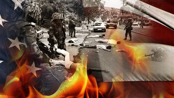 Как ЦРУ и Пентагон пролили реки крови в Панаме